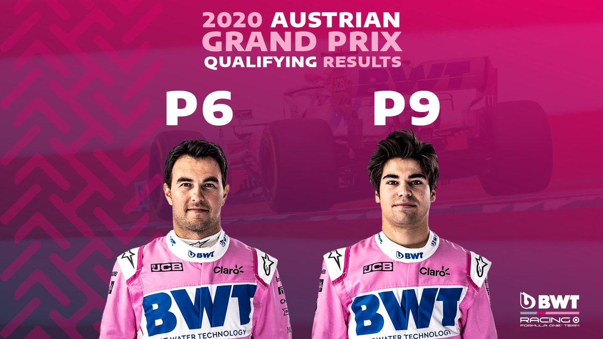 Ohhh yeeeaaahhh! That'll do very nicely! 👌  Great job guys, great job! 🤜🤛  #WeRaceAsOne #AustrianGP #F1 https://t.co/Kc5oDpqHmf
