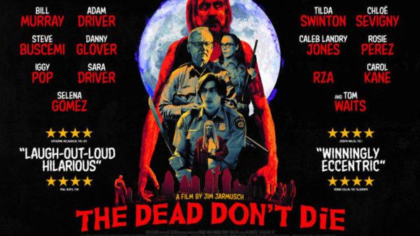 「The Dead Don't Die」この映画のみんなの評価が知りたい・・・・・(自分の感性がズレているのかどうか) #ThedeadDontdie #アダムドライバー https://t.co/puZsga0XMJ
