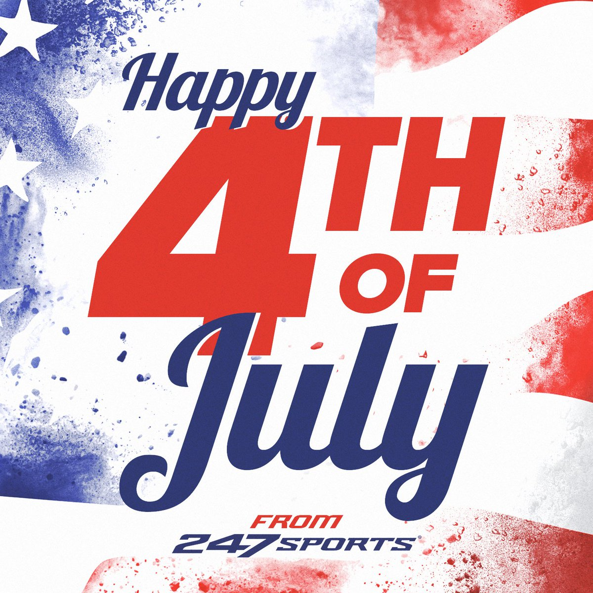 From everyone at @247Sports: Happy #4thofJuly! 🎆🇺🇲
