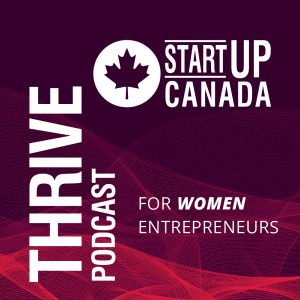 Happy Weekend! Looking for something to listen to Tune in to the latest episode of the #StartupPodcast and #THRIVEPodcast sponsored by @Mastercard and @Ceridian, and @bdc_ca & @scotiabank! https://t.co/OtI0dTwhsU https://t.co/nJeMCehjS0