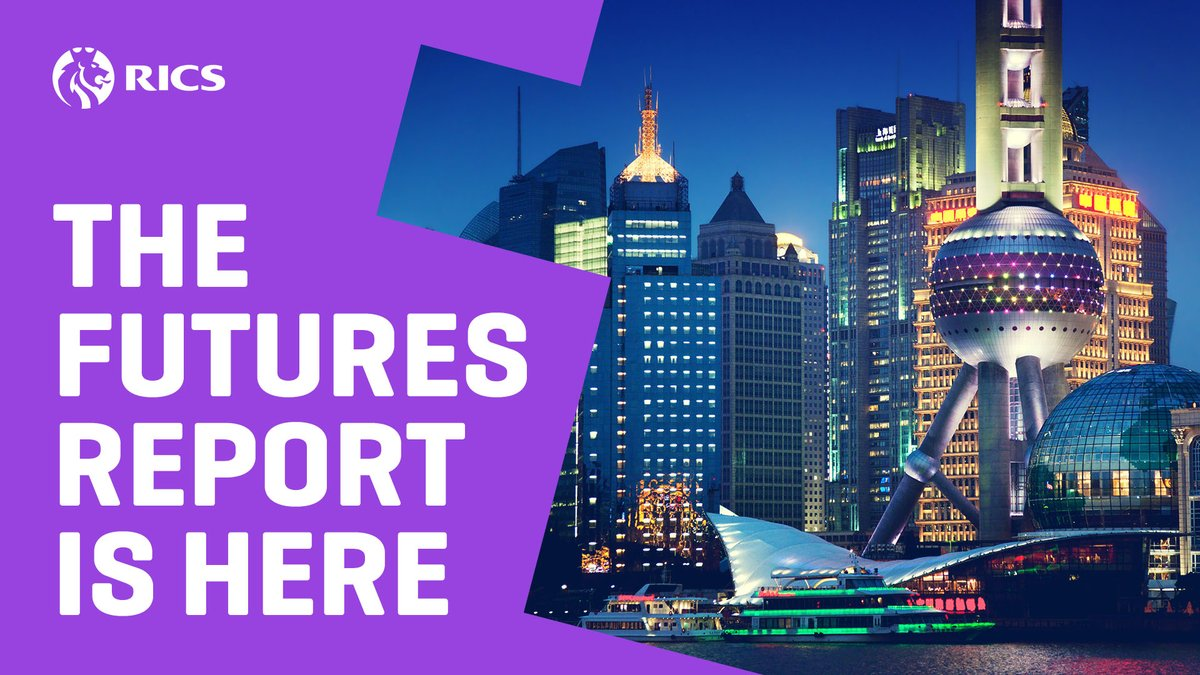 Our 2020 Futures Report is about change. The long-term change that is happening across our profession & the markets, sectors & economies we support.   How are we all responding to this change in a way that's strategic, commercially focused & #sustainable? https://t.co/ej5K3E3Skx https://t.co/jHlLnV9ycy