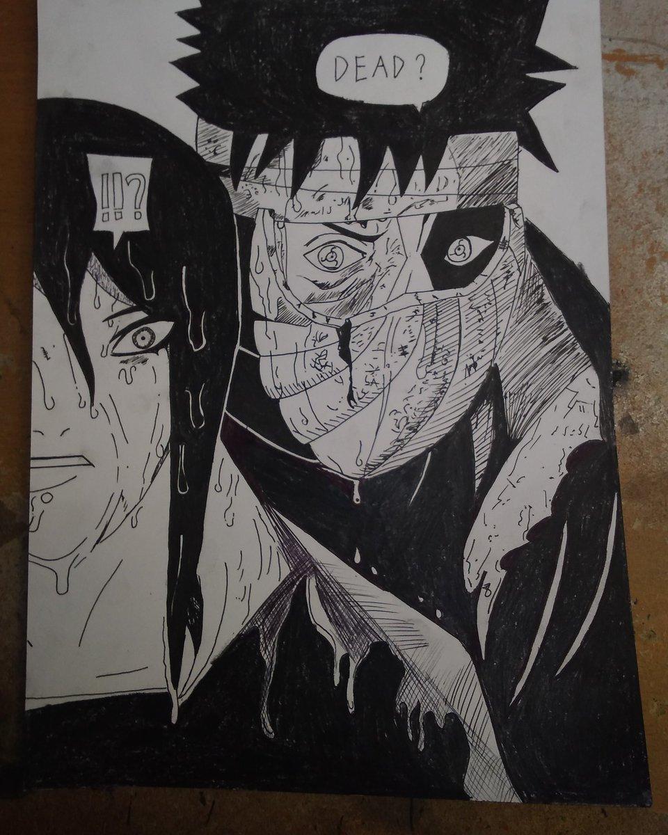 Manga art  By me  * * * * * * #mangacover #drawing  #animeartcollective #animeartassistant#artfeatbytom  #animeartistssquad#art_4anime  #animeartgallery#art_4share #kakkeru_feature #animeartstars #animeartgj #animeart_worldwide#animeart #animearttr #instaanimearts#animeartistpic.twitter.com/dZizLuzD5I