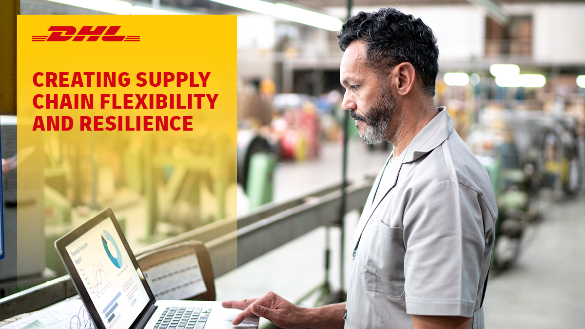 #DHL shares the keys to creating and maintaining a flexible #SupplyChain, so your #business can grow: https://t.co/5LpenxXpLz https://t.co/0tszNDtd5v
