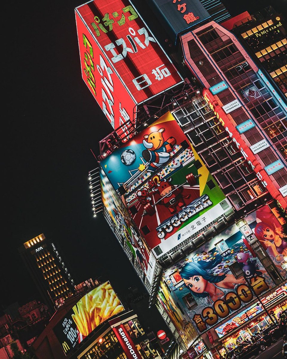 Lights and adverts, Kabukicho. Shinjuku, Tokyo, 2019. • #nightphotography #lights #place #shinjuku #kabukicho #tokyo #japan #asia #igersjp #tokyocameraclub #team_jp_ #team_jp #icu_japan #explorejapan #instapassport #thecreative #artofvisuals #aroundtheworldpix #ig_masterpiece pic.twitter.com/jWA4VdSxTd
