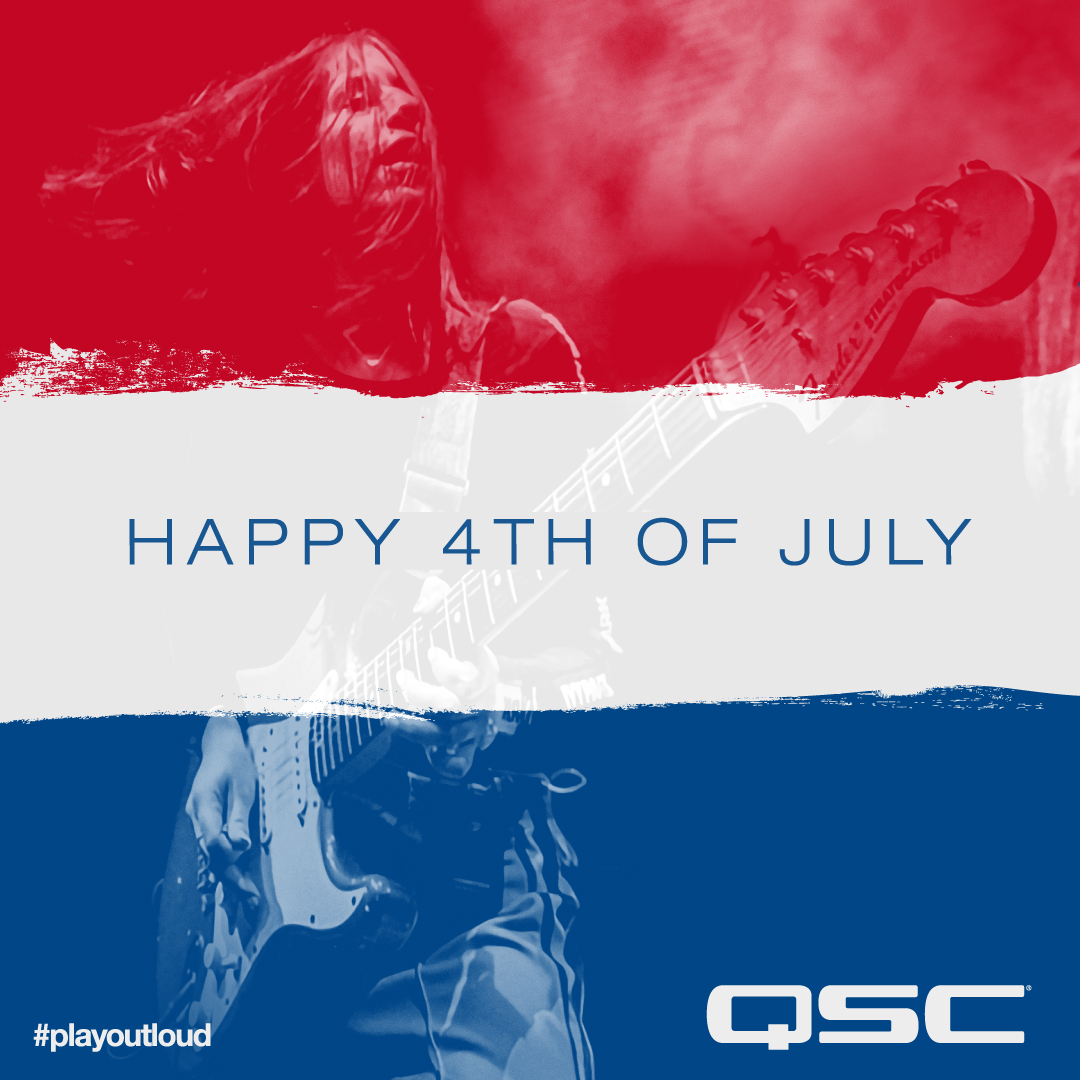 Happy Fourth of July! #playoutloud #qsc https://t.co/X4tKoJrGmd