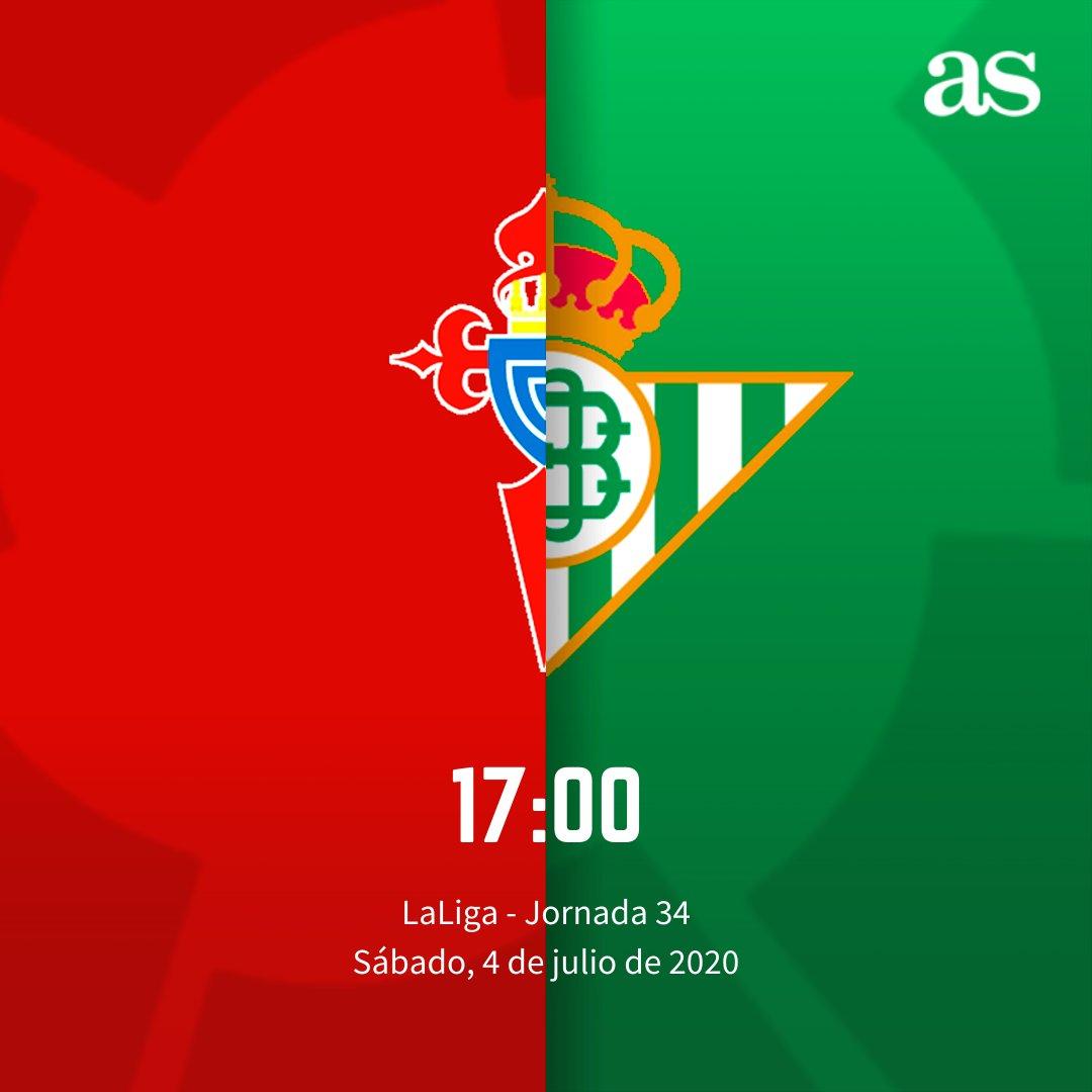 ⚔️ CEL 0-0 BET (1) 🚨 ¡Arranca el partido en Balaídos! Ya en juego el Celta de Vigo-Real Betis 🏆 #FútbolTeAmo #DeporteTeAmo #LaLiga 📡 En directo: cutt.ly/woWQPrU