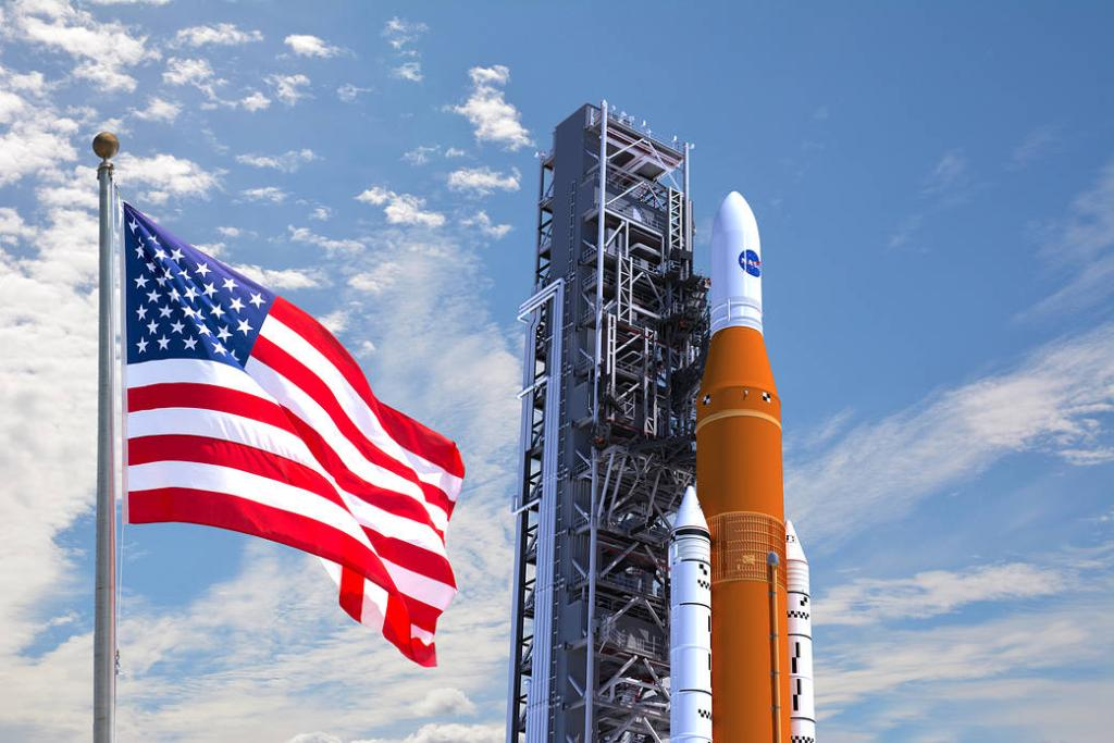 Happy 4th of July from the #NASASLS team!