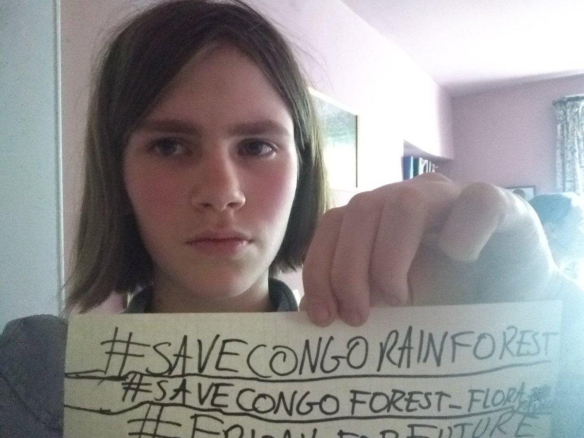 Day 140: #SaveCongoRainforest #SaveCongoForest_Flora_Fauna