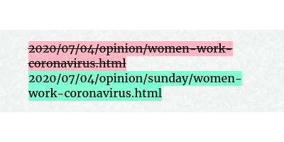 Change in URL https://t.co/DXgpyApuuE