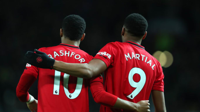 Marcus Rashford & Anthony Martial Become First Man Utd Duo to Score 20+ Goals in Nine Years https://t.co/B0iPDlkBBP https://t.co/KE2qgUlQV6
