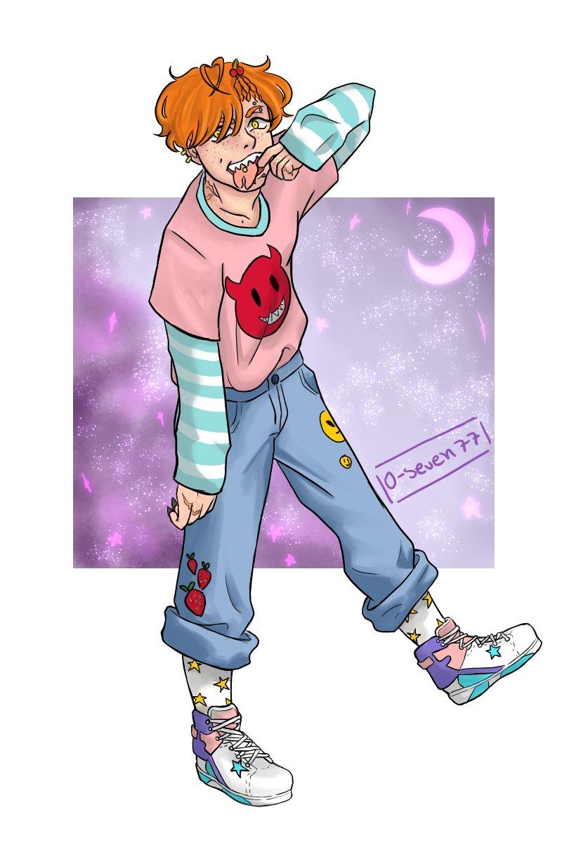 #animestyle #aesthetic #pink #pinkguy #90s #80s #70s #sketch #animesketch #originalcharacter #MediBangPaint #xpentablet #digitalart #digitalmedia #artpic.twitter.com/ZTv4BxmvCr