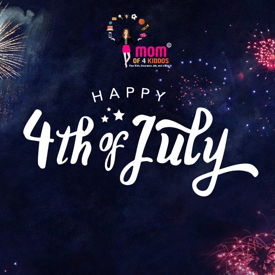 Happy 4th of July, Everyone! #Momblogger #momlife #momsofinstagram #momsof4kiddos #4thofjulypic.twitter.com/uGMG3IzV4T