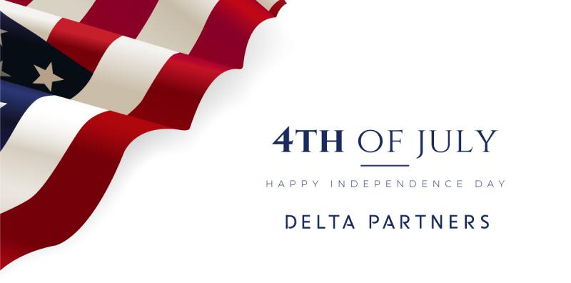 Wishing all our colleagues and friends in the US a happy #independenceday2020! #HappyFourth