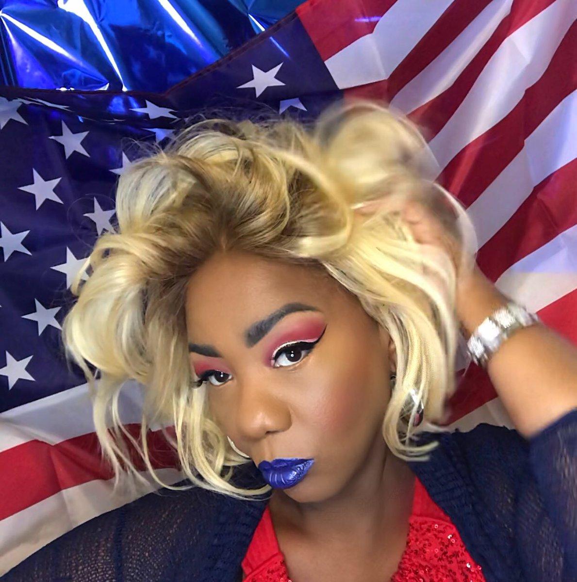 Classic Pin up Girl Makeup - 4th of July Edition  https://youtu.be/_SPp49dxo6A #fentybeauty #makeupvideos #makeuponfleek #prsearch #slayage #beauty #wocmakeup #blackblonde #blackblondegirl #bombshell #blondie #brownbombshell #makeupartist #lipstick #blackgirlmagic #makeupofthedaypic.twitter.com/Ih3DspNiam