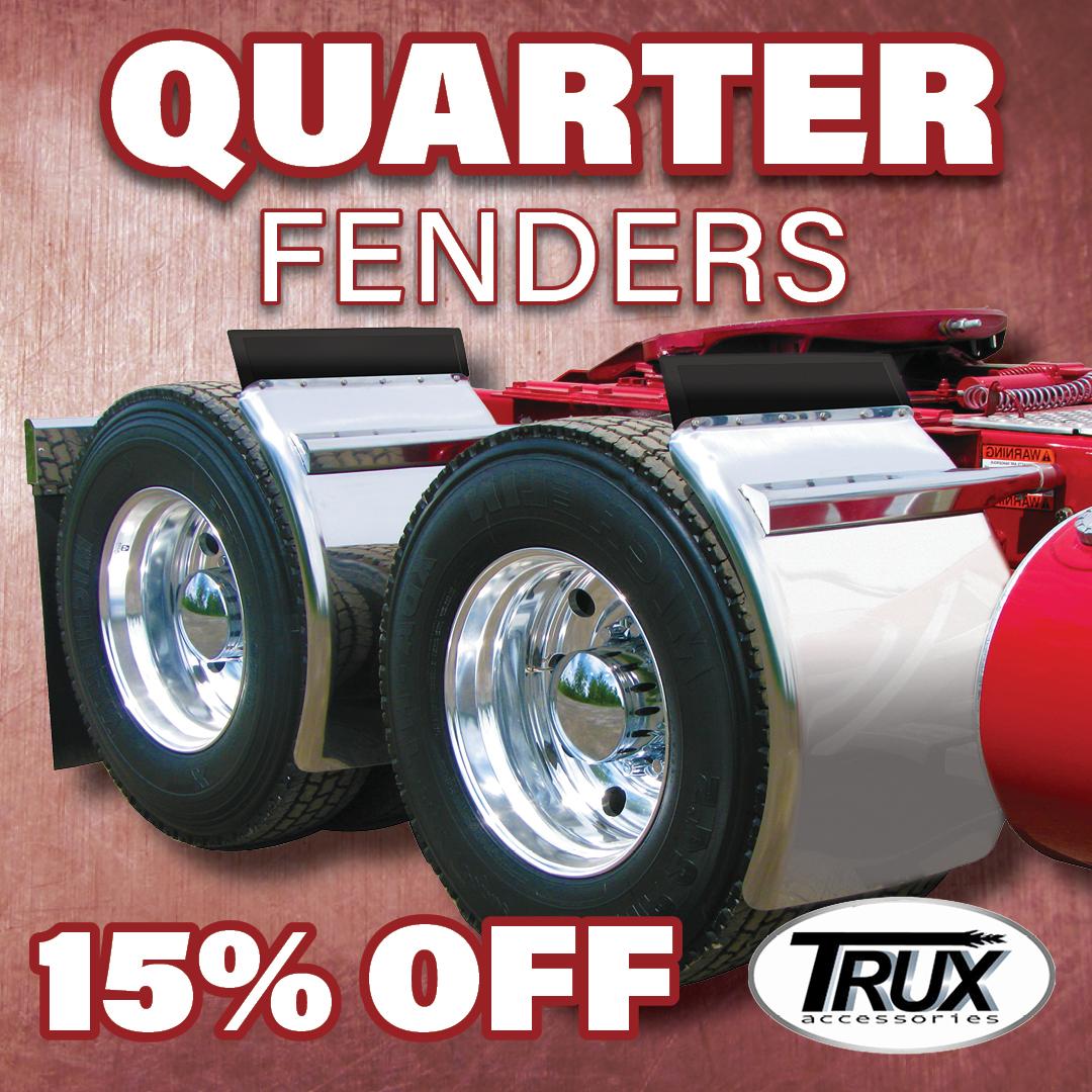 Get 15% OFF TRUX Quarter Fenders all of July! Click here to shop now! https://www.4statetrucks.com/promotions/trux-quarter-fenders-sale.asp… Sale Ends 07/31/2020 @ 11:59 PM CST   #4StateTrucks #ChromeShopMafia #chrome #chromeshop #customtrucks #semitrucks #trucking #customrig #bigrig #largecar #truckers #truxaccessoriespic.twitter.com/ebsRFzmgPN