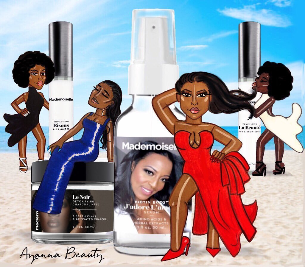 Meet us at the beach  See you on http://AyannaBeauty.com#beautytips #skincareproducts #skincareroutine #vegan #beautypic.twitter.com/oaaJTvky11