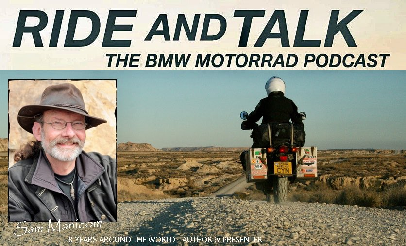 Did you have the chance to listen in?  Here's the link: https://rideandtalk.podigee.io/23-neue-episode @BMWMotorrad @BMWMotorradUK @BMWMotorradUSA @BMWMotorradCA @BMWMotorradSA #motorcycle #Travel #adventures #rtw #podcast #books #makelifearidepic.twitter.com/MA2tOQBo2T