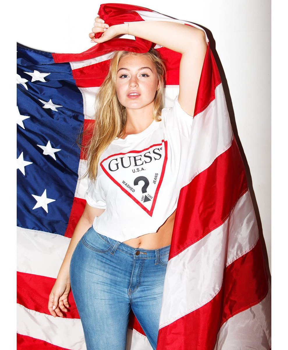 happy #4thofJuly 🇺🇸 how are you celebrating? (IG: iskra) https://t.co/SFaqdsKzZX