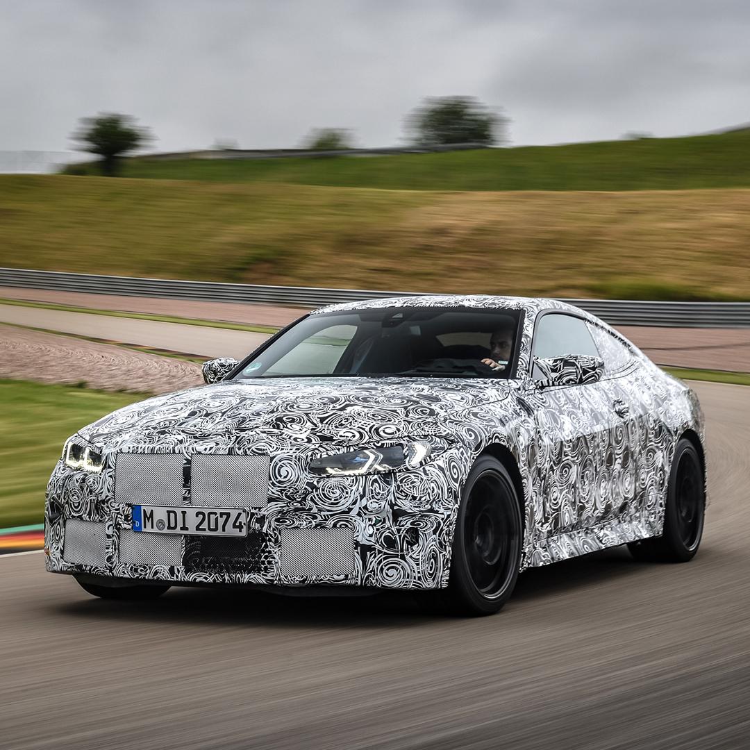 #TheM4 Nowe BMW M4 Coupé. Już wkrótce. #BMW #M4 https://t.co/InBkl7ttbF