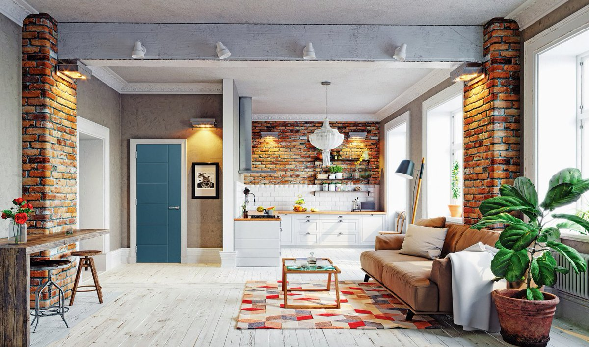 The Berkley door from Masonite brings a modern twist to a fresh and clean space.   Photo Credit: Masonite Doors  #doorway #bohemiam #design #doors #interiordesign #interior #decor #homedesign #designinspiration #diy #doorsofig #masonitepic.twitter.com/WyS1RKghQG