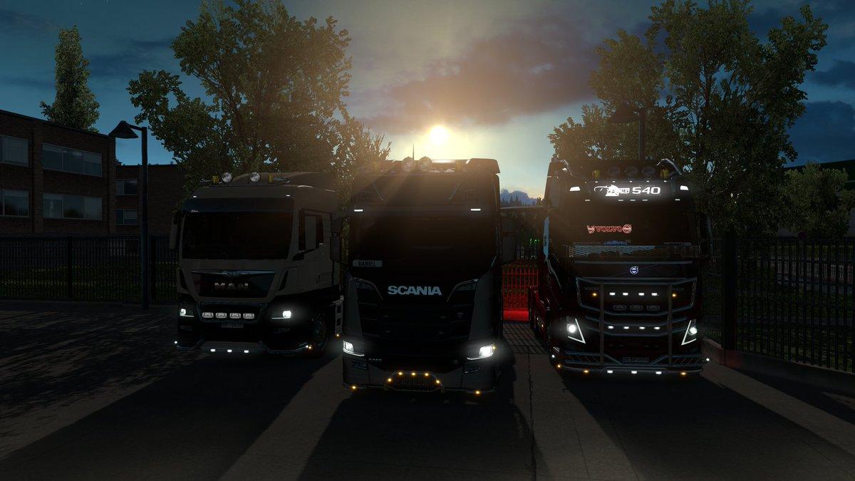 Guten Abend ihr Lieben   Heute ist was ganz besonderes! Ich werde heute im #TruckersMP mit euch in meinen Geburtstag fahren.  Um 20.00 auf http://twitch.tv/dieselchen  #ETS2 #EuroTruckSimulator2  #SCSSoftware #BestCommunityEver #TruckAtHome #TwitchDE #twitchTV #GermanStreamerpic.twitter.com/gb5rWW0Tud