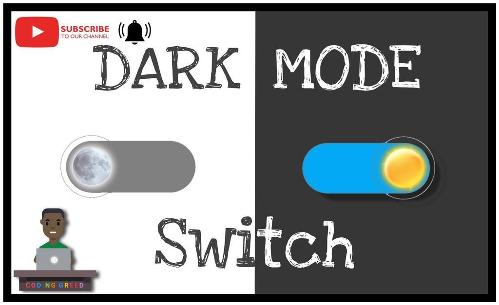 CSS Attractive Dark Mode Toggle Switch.  https:// youtu.be/94zYsm1CRPg     #css3 #HTML #webdevelopment #websitedevelopment #codingisfun<br>http://pic.twitter.com/PjExOvvHoN
