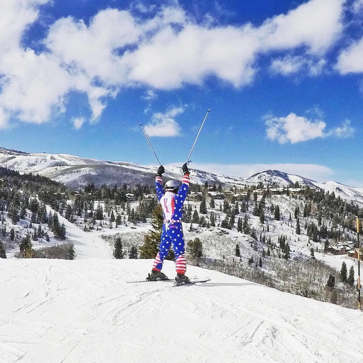 🇺🇸 Happy Independence Day from #DeerValley. | 📷: justin_karn https://t.co/5ZIpdSbdrC