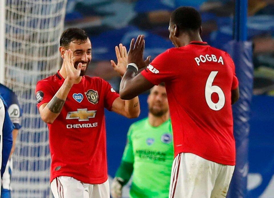 4 phương án bố trí hàng tiền vệ của MU ở trận gặp Crystal Palace - ảnh 2.