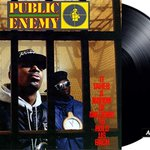 Image for the Tweet beginning: Public Enemy - It Takes