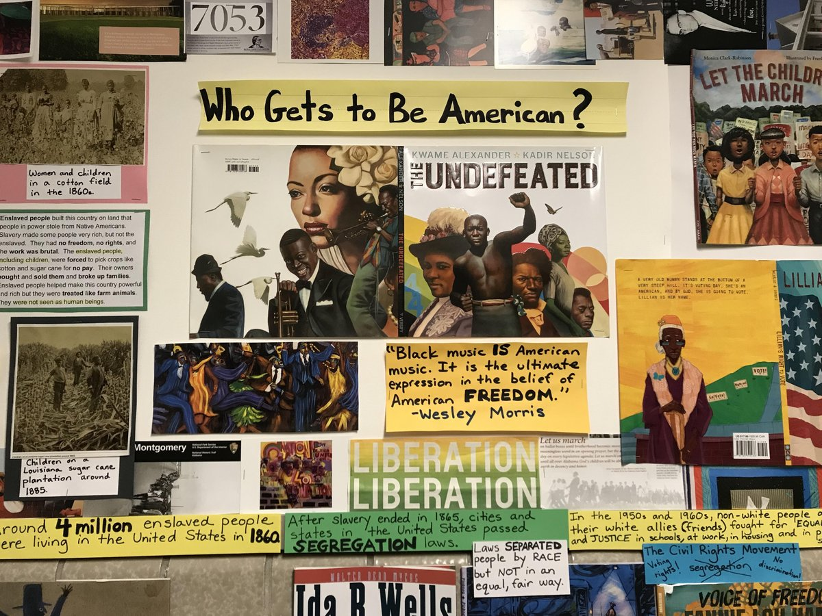 """1619 Project"" Poised to Reframe Teaching of Slavery. Heres How Educators Are Using the Information, Curriculum ow.ly/oFqc30qWd8c Our Oct 2019 post is making the rounds again."