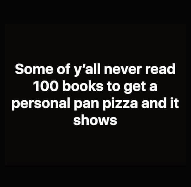 Legit LOL'd on this one  (unknown photo credit) #BookIt pic.twitter.com/mH2q1UElXc