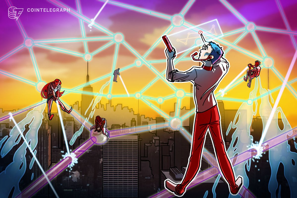 http://twib.in/l/GLxMrjdkXpLp Building Blockchains Secretly in South America (Cointelegraph) http://twib.in/l/M8p8LbB5XB67 #empr #bitcoinprice #777 pic.twitter.com/EWcwqNRdyx