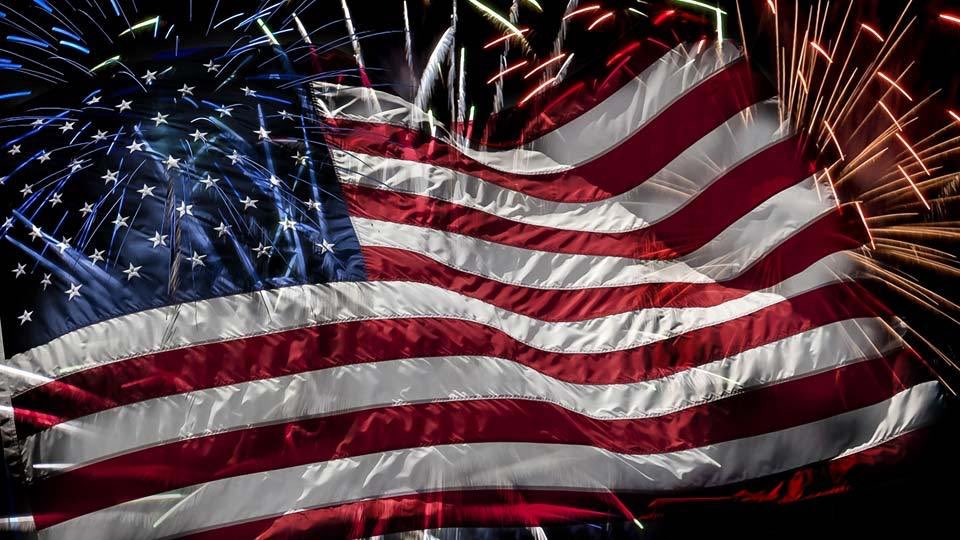 The #RedWarriors wish everyone a Happy 4th of July. Stay safe, celebrate our Nations Independence with Family. #4thofJuly