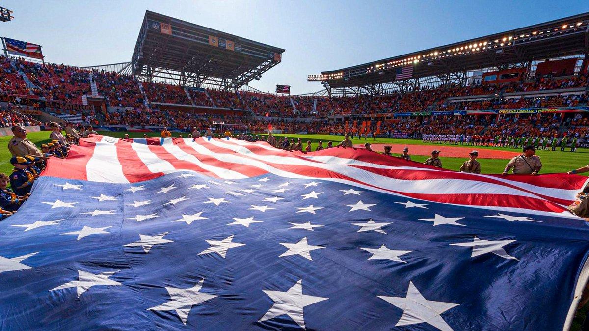 Houston Dynamo @HoustonDynamo