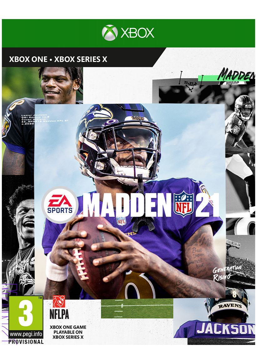 Have one XBOX Madden 21 Beta code left! Must like and RT to enter! Will draw winner by 3 p.m. CST! pic.twitter.com/4lv2tgvApW  by BRM Gaming