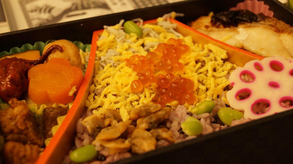 昨日の夕飯は名古屋駅で買った東海道新幹線富士山弁當にしました (そしてN700S系で食べるというw) #食する一条蜜希 #食する御山あい #おねえさんくらえ  昨日の夕飯も呼出w @amidama888 https://t.co/j2E5pdSY9Q