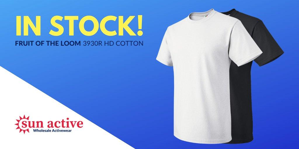 Click on link in bio  to view pricing!  #sunactivebrand #activewear #athleisure #fruitoftheloom #fruitactivewear #garmentprinting #menstees #promotionalapparel #screenprinting #sportswear #sweatshirt #tshirt #tshirts #wholesale #wholesaleapparel #workwear pic.twitter.com/s0OJBFyZ76