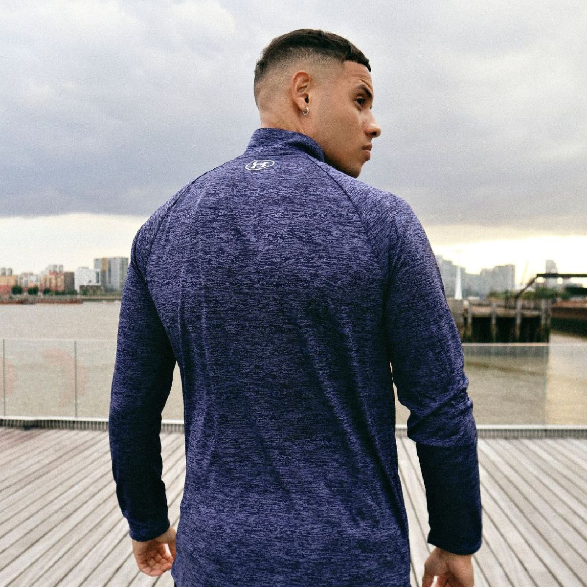 Gotta look the part when breaking your personal best!  The @UnderArmourTech Half Zip is the go to workout piece 📲 https://t.co/PhpM2q8yNz https://t.co/szEClpSCZV
