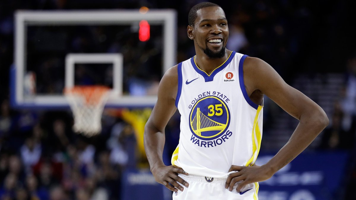 KD started to become a Bay Area legend when he agreed to join the Warriors four years ago today (via @loganmmurdock)  https://t.co/RGsqihvpJy https://t.co/jRdYZ41l8E