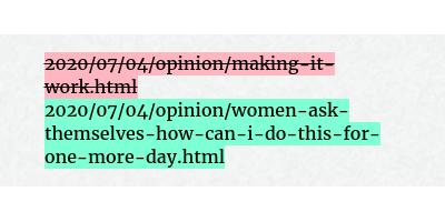 Change in URL https://t.co/0H7otGqlVr