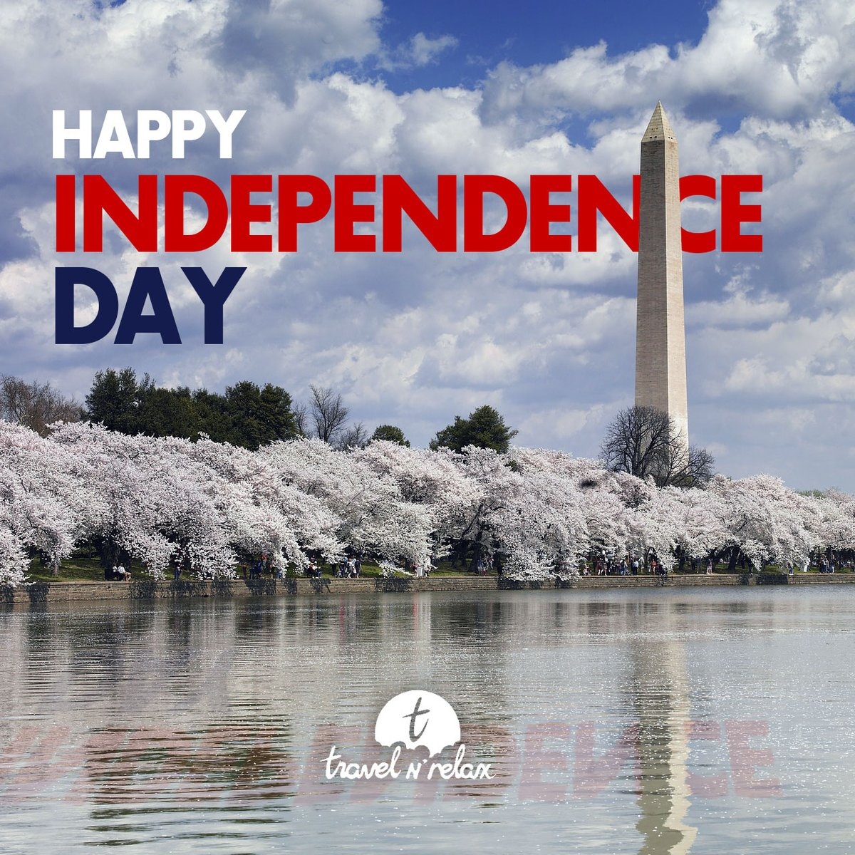 Happy Fourth of July. We hope you enjoy this holiday weekend with your friends. Practice social distancing and be safe!  . . . #travelnrelax  #travelagent #travelgram #independenceday #travelagency pic.twitter.com/ueBUrkPxcg