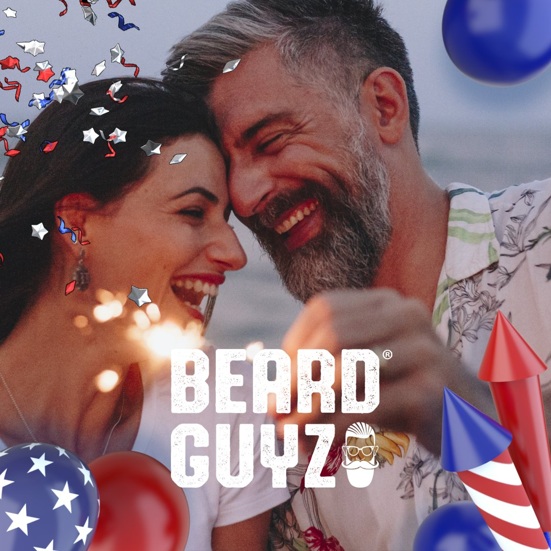 Beard Guyz are proud to be made in the USA. Craft a better America! . . #FourthOfJuly #July4th #BeardGuyz #mensgrooming #mensstyle #beardgang #beards #BeardLife #beardstyle #beardnation #beardloverspic.twitter.com/3H70DjghPs