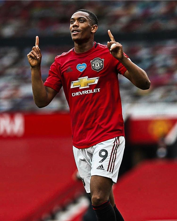 """Martial Ig: """"Great game by the team and thanks my bro for the assist @B_Fernandes8 🤙🏾 #godisgreat"""" #MUFC https://t.co/H7ekaSs5n0"""