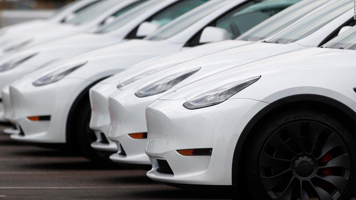 Tesla reporta aumento de ventas en medio de la pandemia http://dlvr.it/RZy86x http://comprayenvia.netpic.twitter.com/KeECTL7UeY