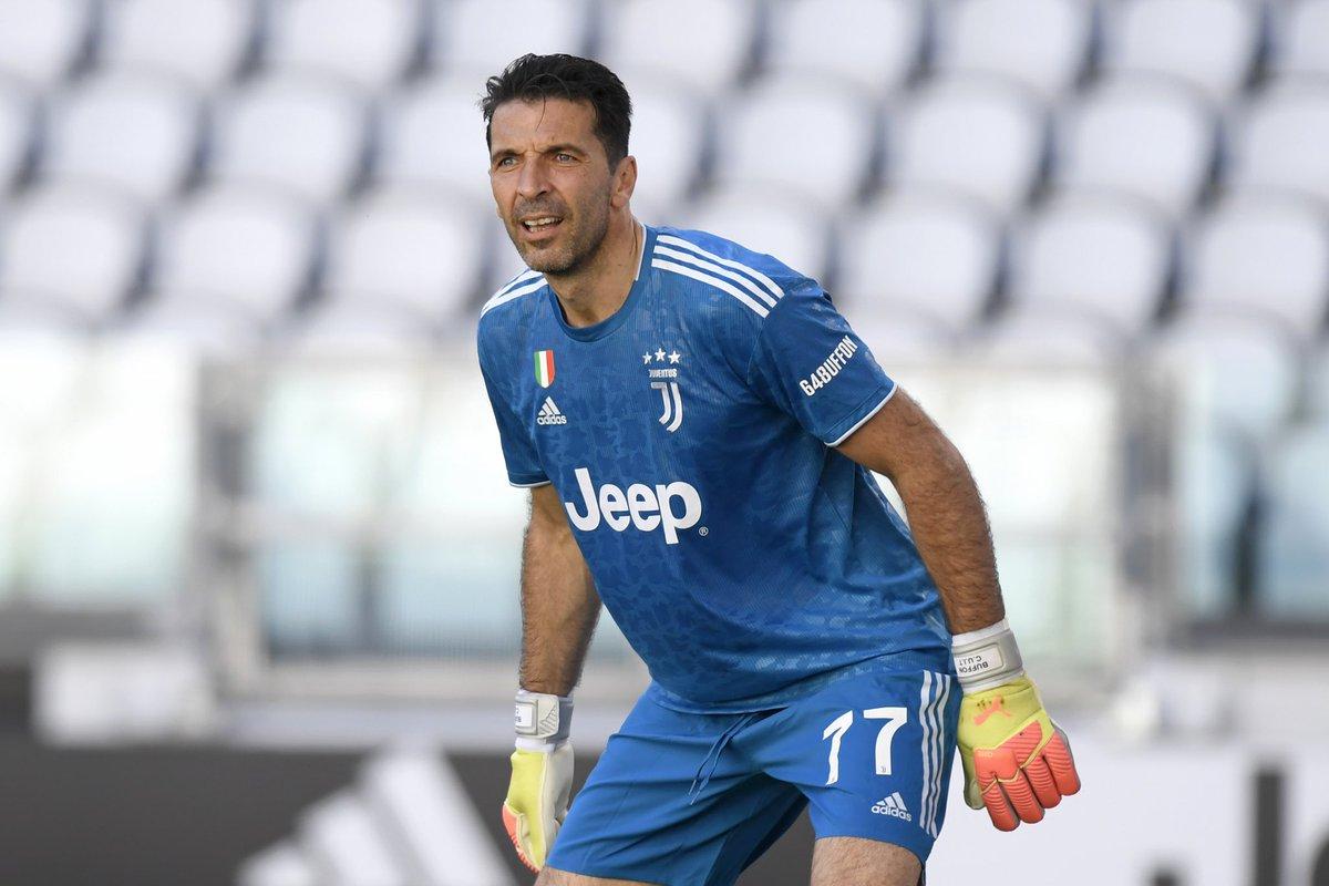 Super Gigi, grande Juve! #JuveToro #648UFFON https://t.co/dixqRfHFA0