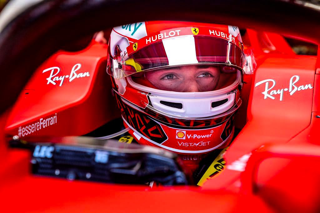 Leclerc Penalizzato GP Stiria