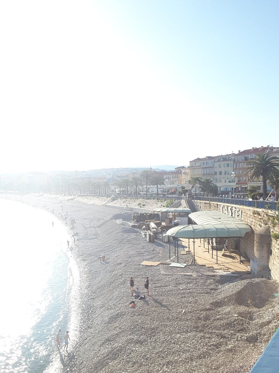 La Belle vie à Nice 😎  #CotedAzurFrance #Nice06 #France #Vacances #photography #summer #été