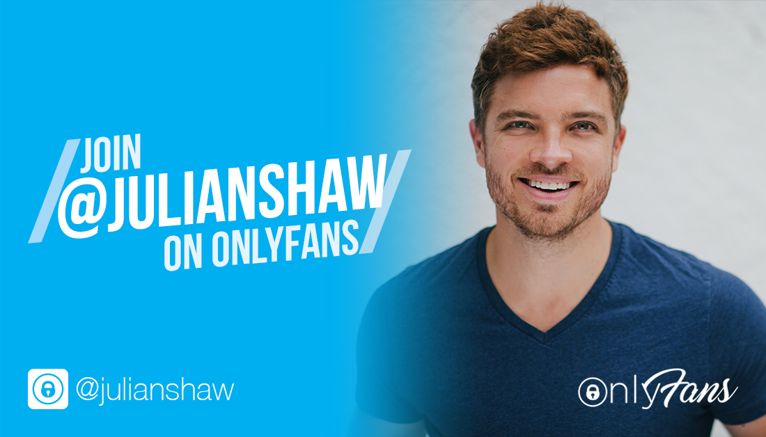 Introducing to you, brand new OnlyFans creator @JulianRShaw. So, if you're looking for some fitness content and motivation, make sure you join Julian on OnlyFans: https://t.co/kEs5w8A4yH https://t.co/6P8Pexe0Ri