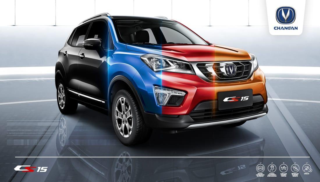 ¿Cuál es su color favorito para la camioneta Changan CS15? https://t.co/05UGiQgm5K