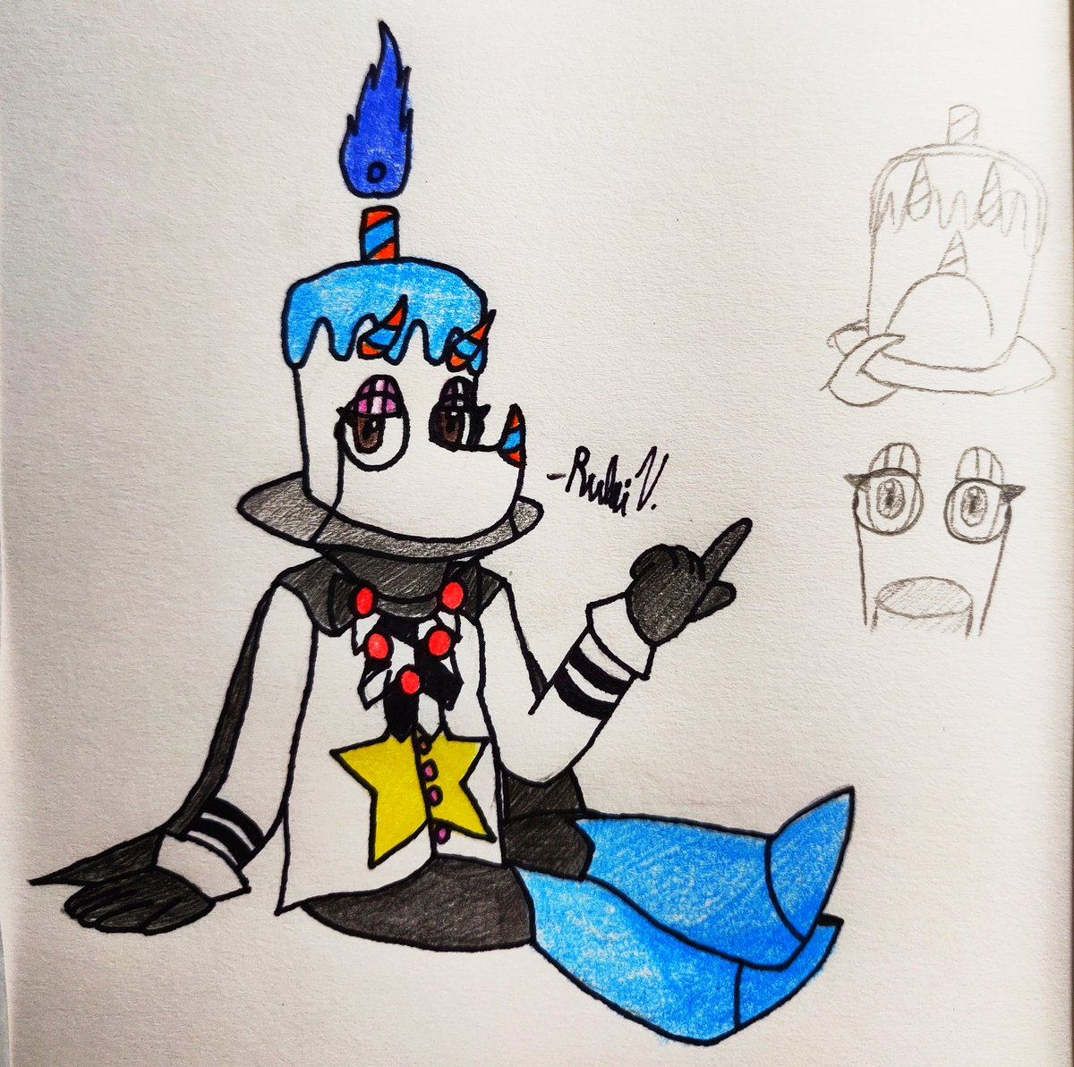 What if Zircon and Cake Caster just fused together?<br>http://pic.twitter.com/3BfQx0LXFB